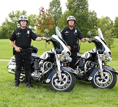 motorcycle officers